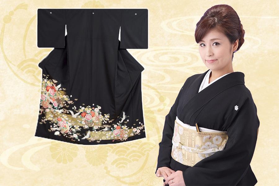 Kimono Introductionお着物の種類から選ぶ
